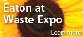 Visit Hydraulics at the WasteExpo