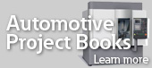 Automative project book Tile