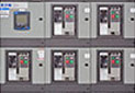 Low voltage ANSI front access switchgear